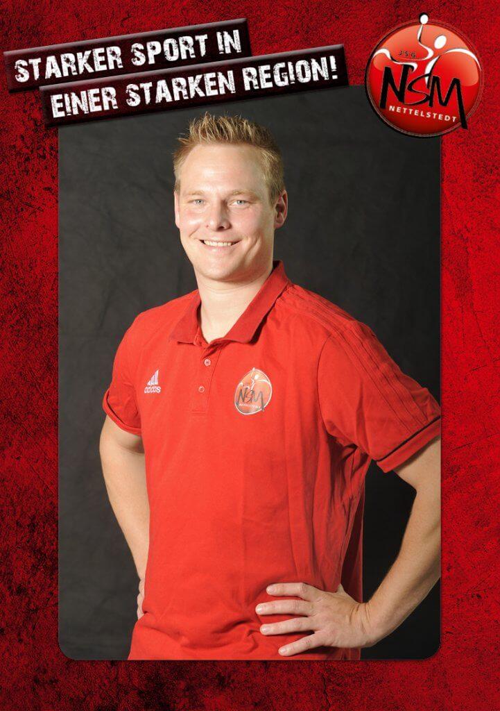 Daniel Gerling (Leitender Trainer)